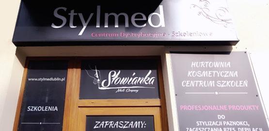 Centrum dystrybucyjno szkoleniowe manicure i pedicure Lublin